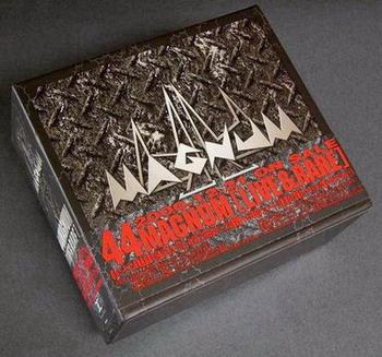 44 Magnum - Live & Rare