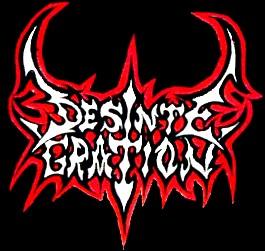 Desintegration - Logo