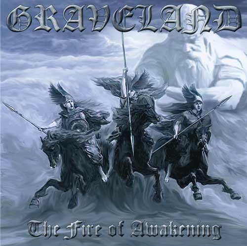 Graveland - The Fire of Awakening