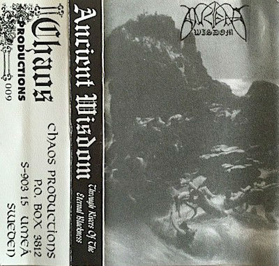 Ancient Wisdom - Through Rivers of the Eternal Blackness