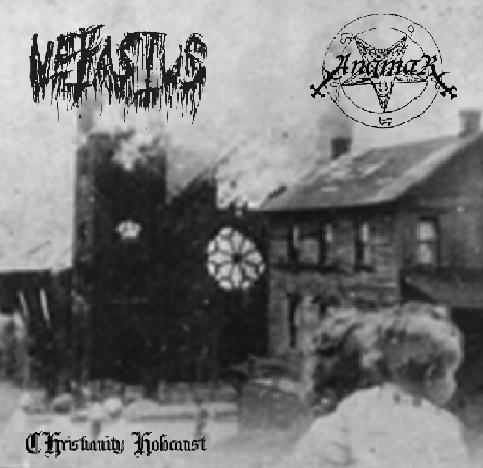Nefastus / Crown of Angmar - Christianity Holocaust