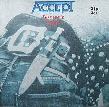 Accept - Demon's Night
