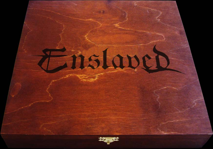 Enslaved - The Wooden Box