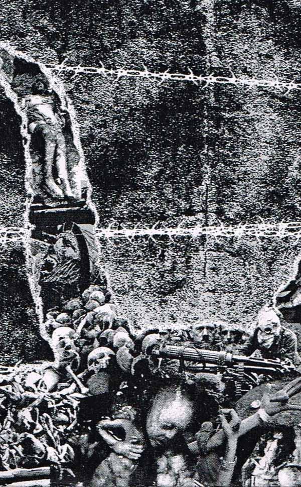 Total Genocide / Krüel Kömmando - Kamp Satan