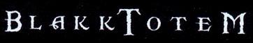 Blakk Totem - Logo