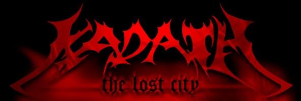 Kadath the Lost City - Logo