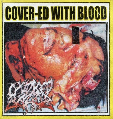 Oxidised Razor - Cover-ed with Blood