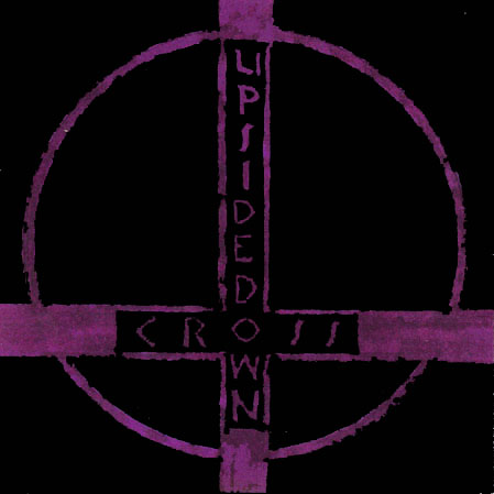 Upsidedown Cross - Logo
