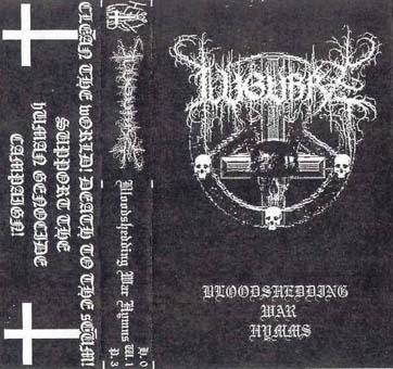 Lugubre - Bloodshedding War Hymns