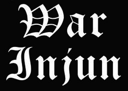 War Injun - Logo