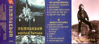 Armageddon - United Forces
