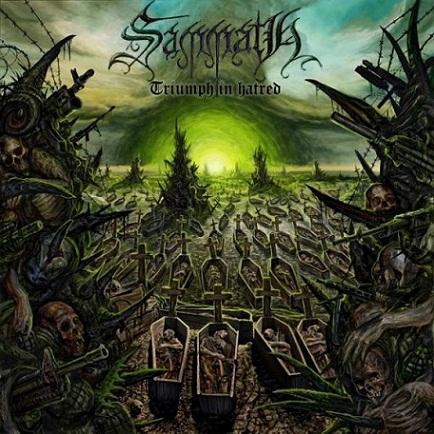 Review: Sammath - Triumph In Hatred :: Klicken zum Anzeigen...