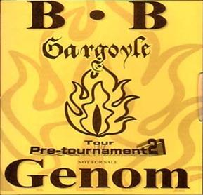 Gargoyle - B.B/Genom