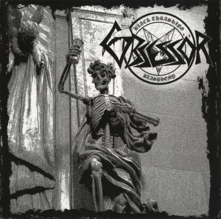 Obsessör - Black Thrashing Blasphemy
