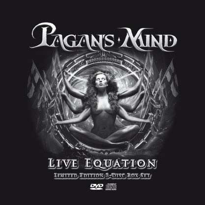 Pagan's Mind - Live Equation