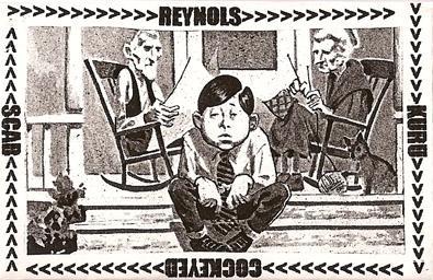 Kuru - Reynols / Cockeyed / Scab / Kuru