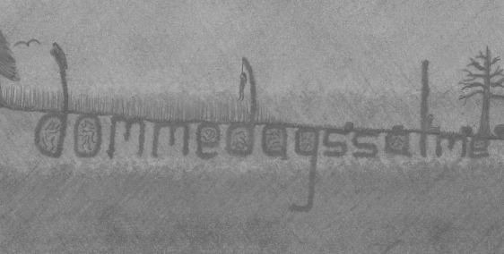 Dommedagssalme - Logo