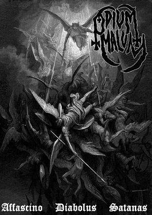 Odium Malum - Affascino Diabolus Satanas