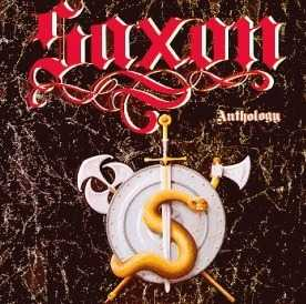 Saxon - Anthology