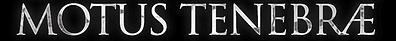 Motus Tenebrae - Logo