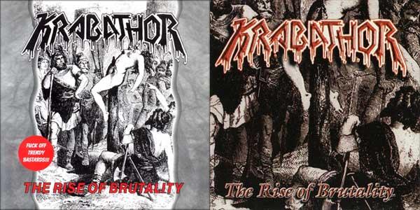 Krabathor - The Rise of Brutality