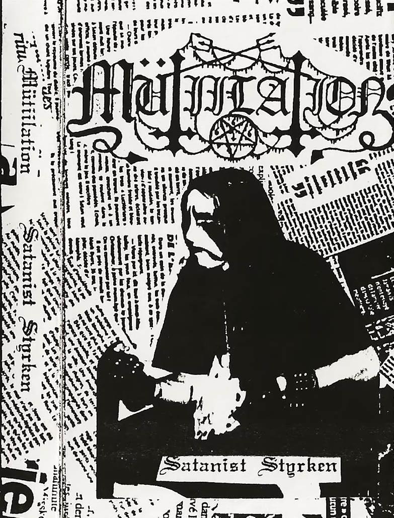 Mütiilation - Satanist Styrken