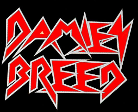 Damien Breed - Logo