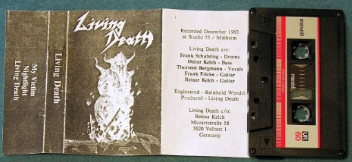Living Death - Living Death