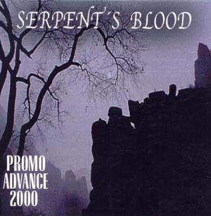 Serpent's Blood - Promo Advance 2000