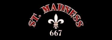 St. Madness - Logo