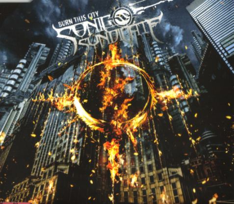 Sonic Syndicate - Burn This City