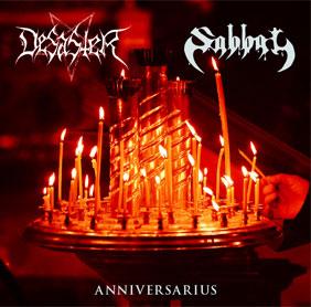 Desaster / Sabbat - Anniversarius