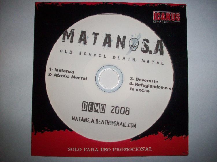 Matan S.A. - Demo 2008