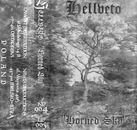 Hellveto - Horned Sky