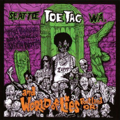 World of Lies / Toe Tag - Toe Tag / World of Lies