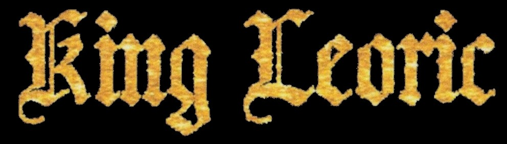 King Leoric - Logo