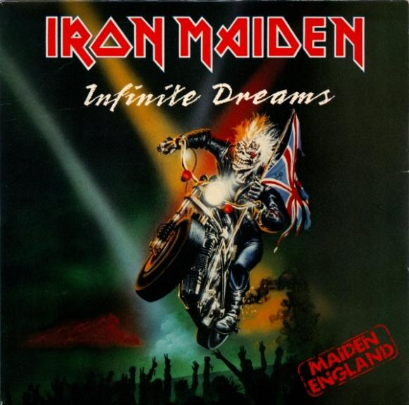 Iron Maiden - Infinite Dreams