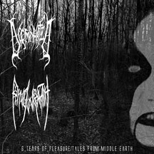 Doominhated / Ringwraith - 6 Tears of Pleasure / Tales from Middle Earth
