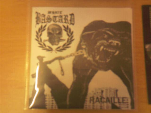 White Bastard - Racaille