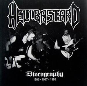 Hellbastard - Discography 1986-1987-1988