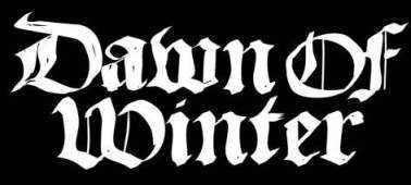Dawn of Winter - Logo