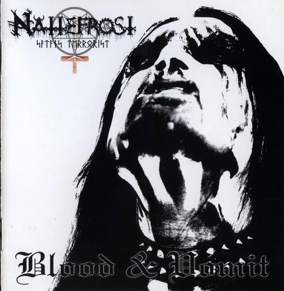 Nattefrost - Blood & Vomit