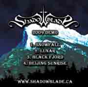 Shadowblade - 2009 Demo