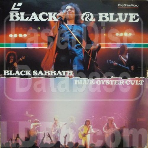 Black Sabbath - Black and Blue