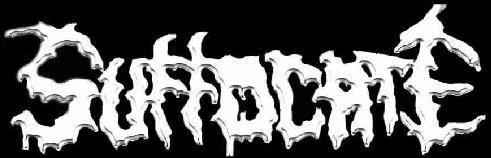 Suffocate - Logo