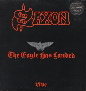 Saxon - The Eagle Has Landed - Live