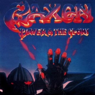 Saxon — Power & The Glory (1983)