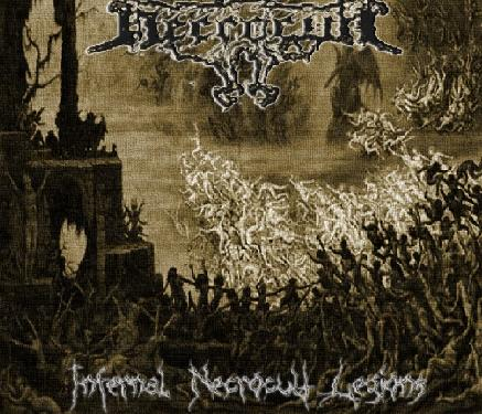 Necrocult - Infernal Necrocult Legions