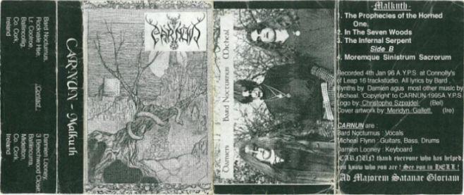 Carnún - Malkuth