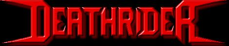 Deathrider - Logo